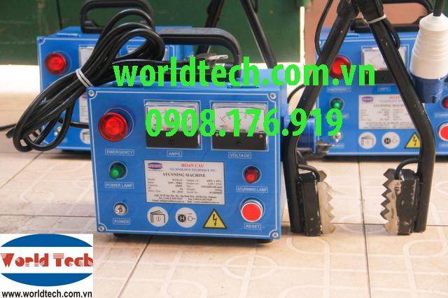 Máy chích điện heo WTS 15